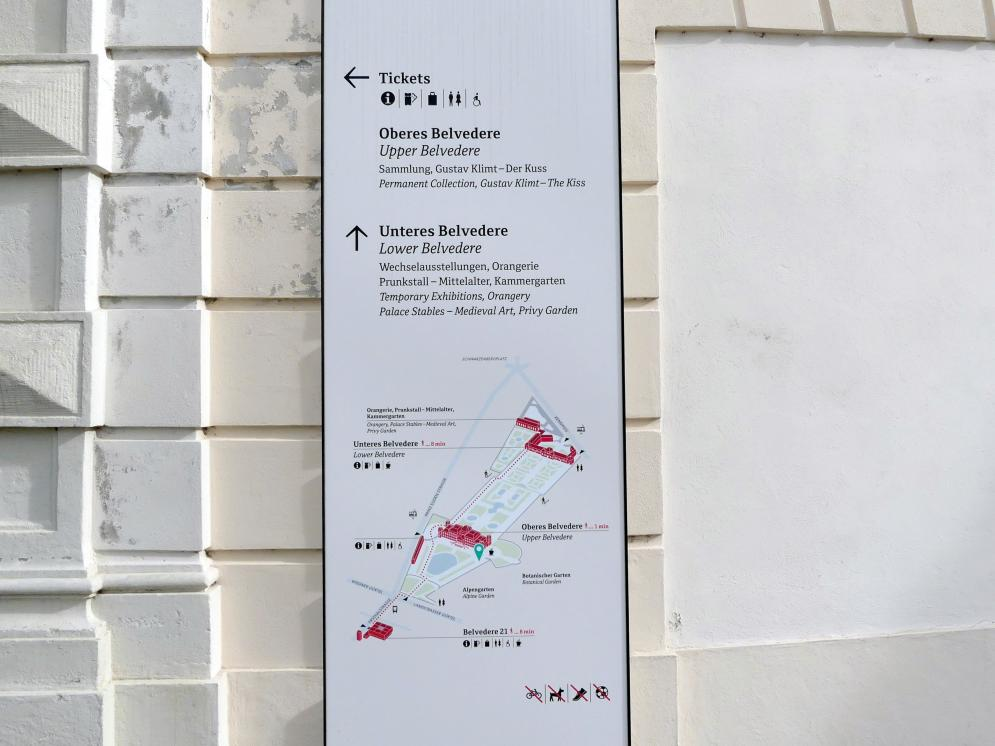 Wien, Museum Oberes Belvedere