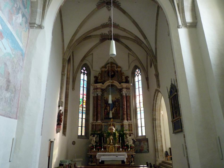 Bozen-Gries, Alte Pfarrkirche Unsere Liebe Frau