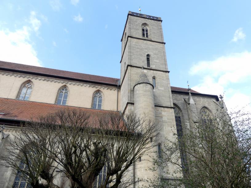 Münnerstadt, Pfarrkirche St. Maria Magdalena, Bild 3/7