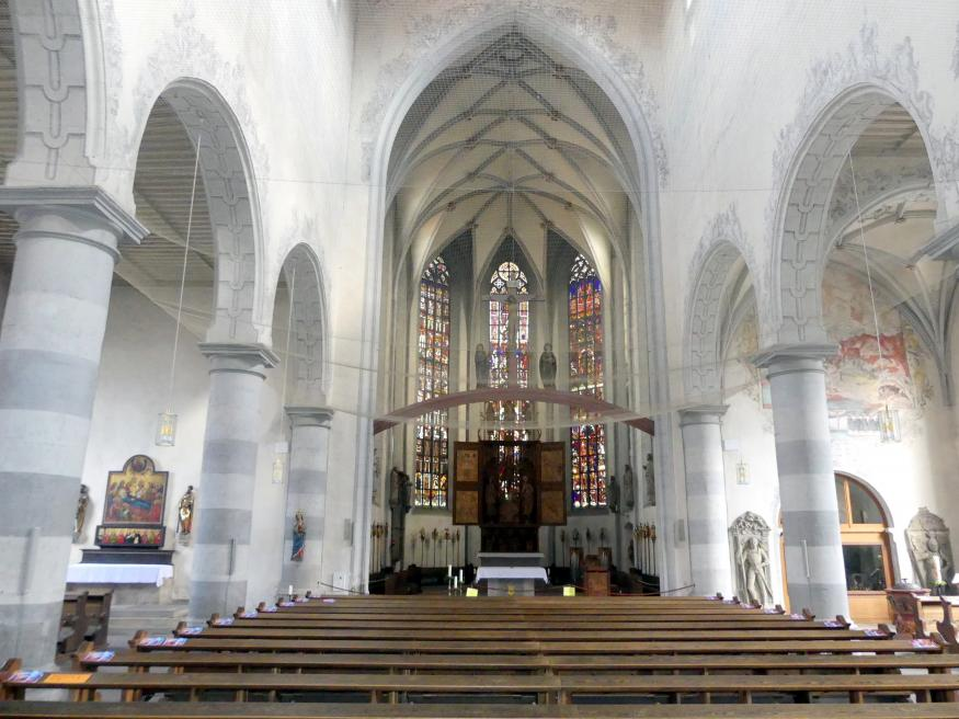 Münnerstadt, Pfarrkirche St. Maria Magdalena, Bild 4/7