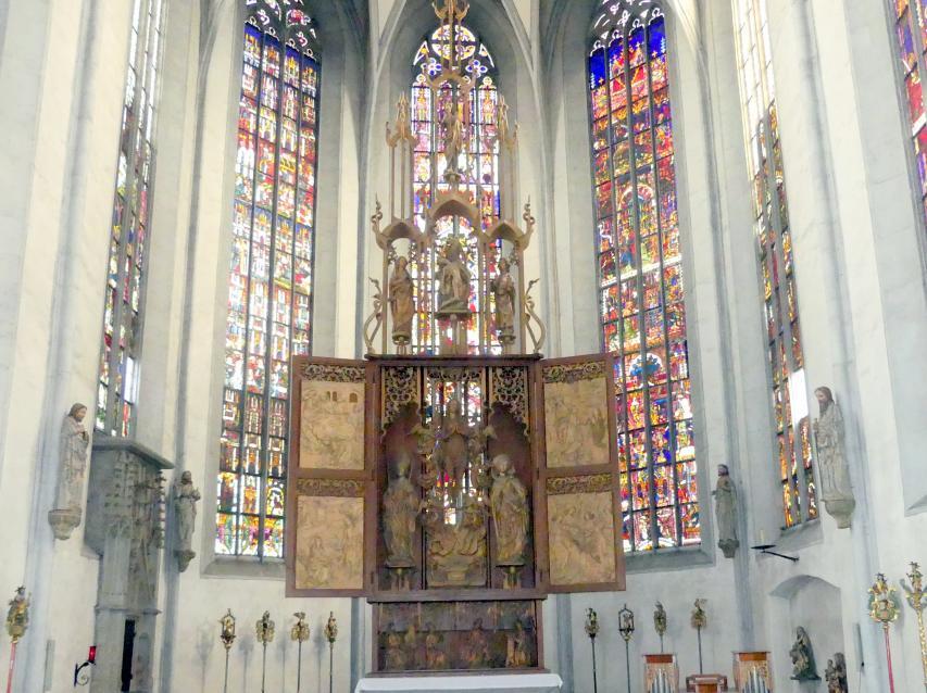 Münnerstadt, Pfarrkirche St. Maria Magdalena, Bild 5/7