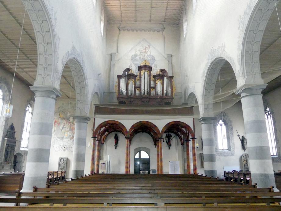 Münnerstadt, Pfarrkirche St. Maria Magdalena, Bild 6/7