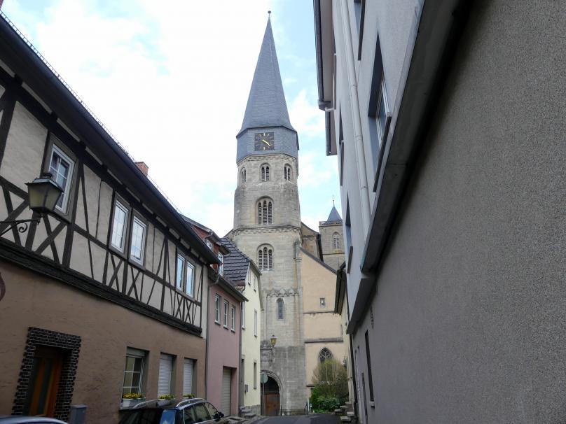 Münnerstadt, Pfarrkirche St. Maria Magdalena, Bild 7/7