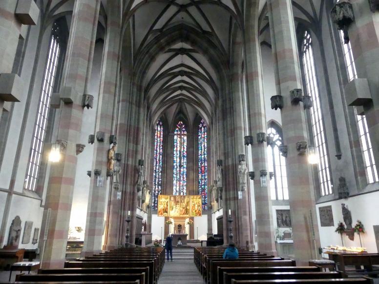 Würzburg, Marienkapelle