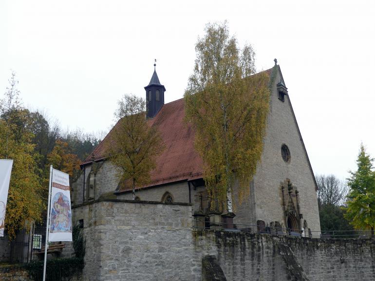Creglingen, Herrgottskirche, Bild 1/13