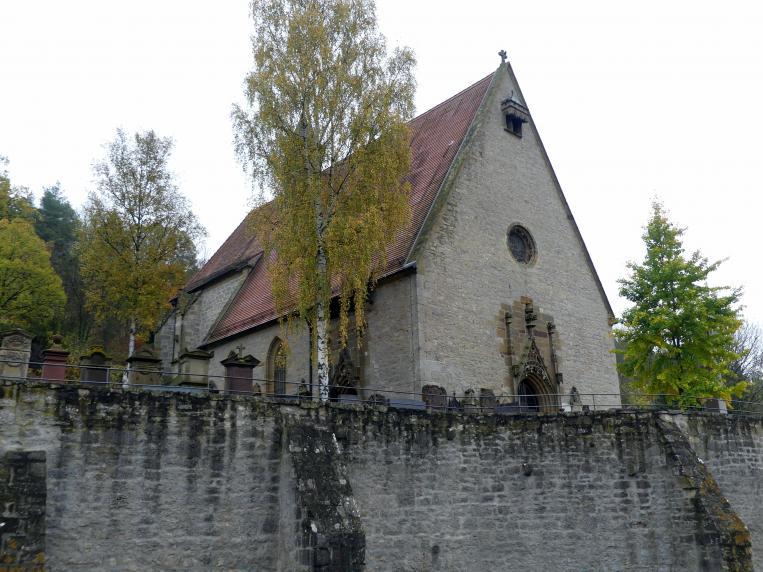 Creglingen, Herrgottskirche, Bild 2/13