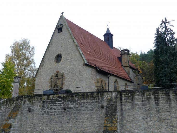 Creglingen, Herrgottskirche, Bild 3/13