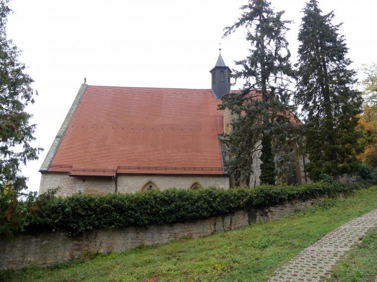 Creglingen, Herrgottskirche, Bild 5/13