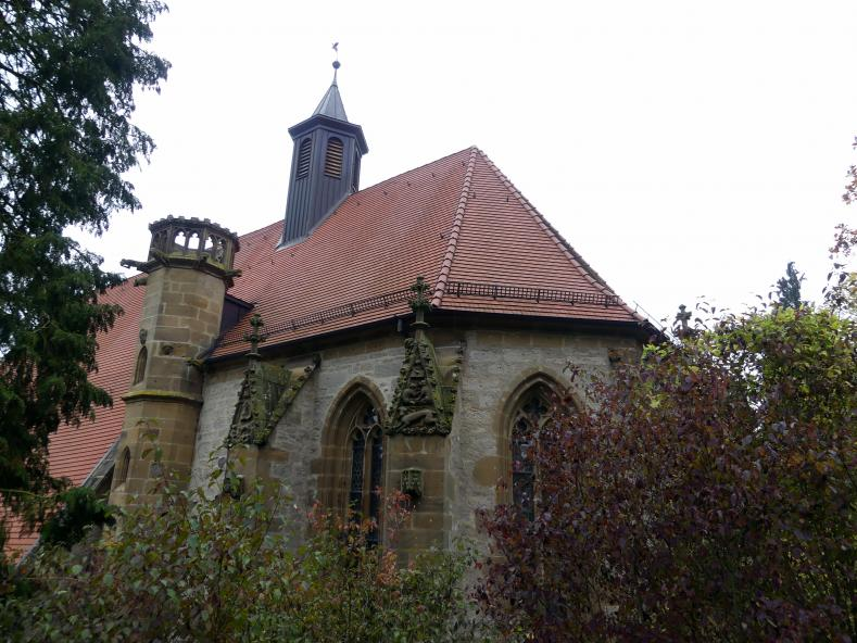 Creglingen, Herrgottskirche, Bild 6/13