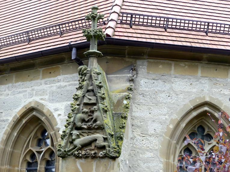 Creglingen, Herrgottskirche, Bild 7/13