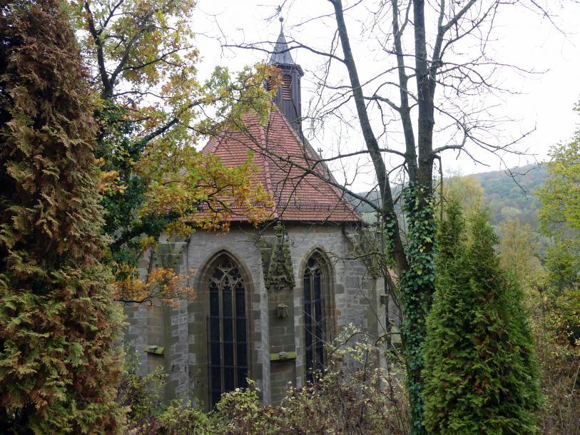 Creglingen, Herrgottskirche, Bild 8/13