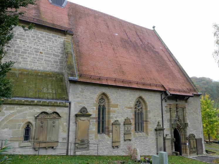 Creglingen, Herrgottskirche, Bild 9/13