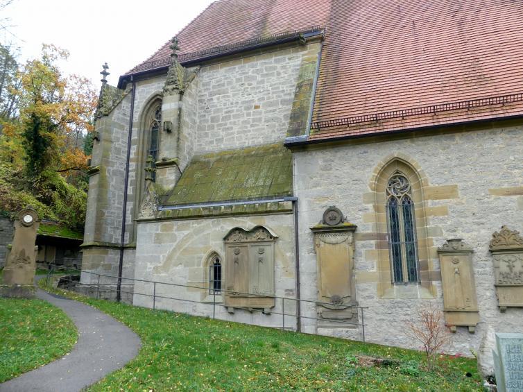 Creglingen, Herrgottskirche, Bild 10/13