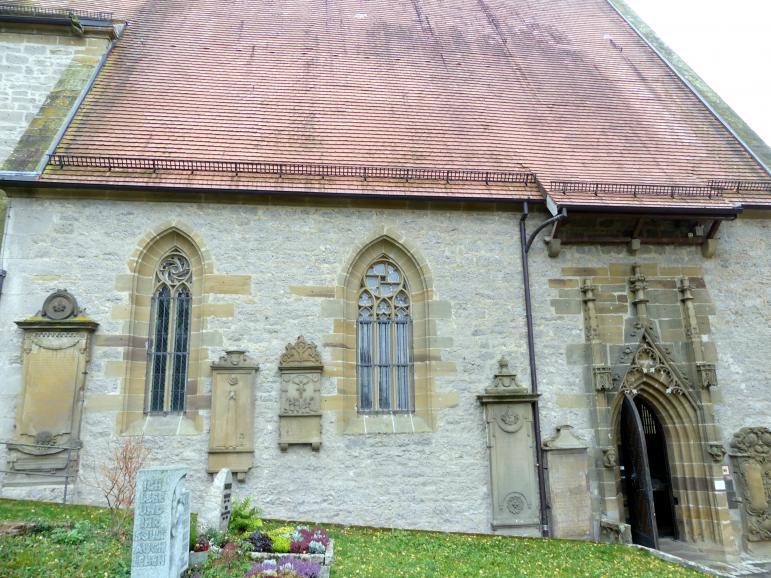 Creglingen, Herrgottskirche, Bild 11/13