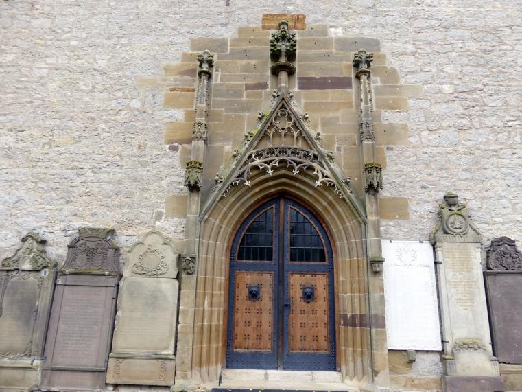 Creglingen, Herrgottskirche, Bild 12/13