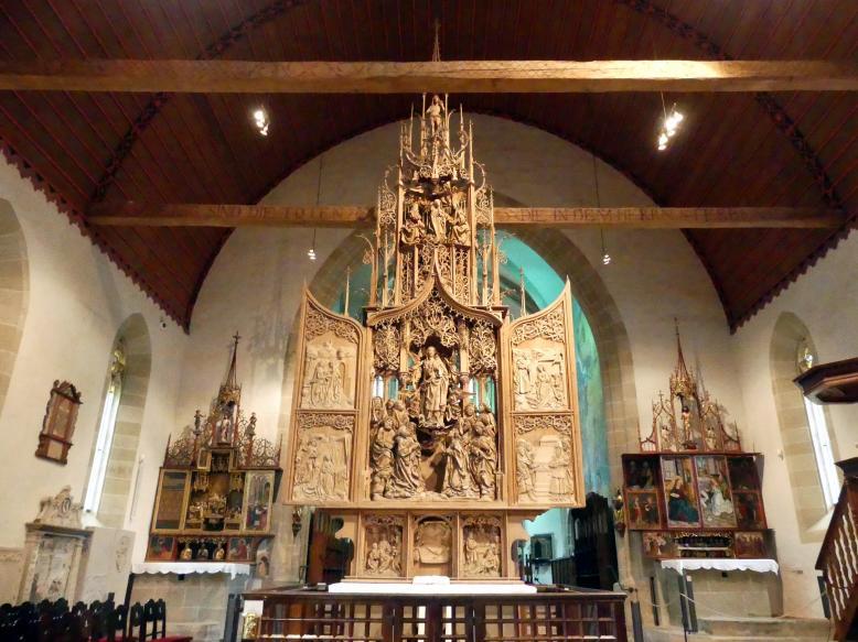 Creglingen, Herrgottskirche, Bild 13/13