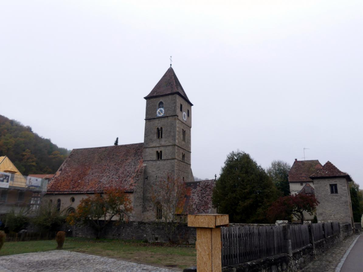 Detwang, Kirche St. Peter und Paul, Bild 2/10
