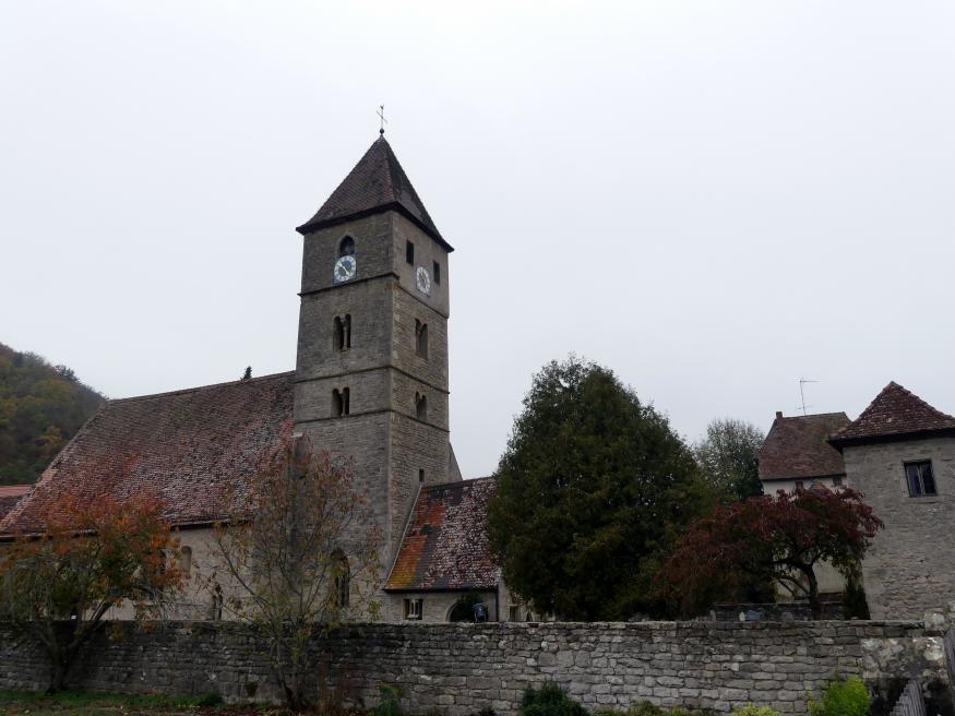 Detwang, Kirche St. Peter und Paul, Bild 3/10