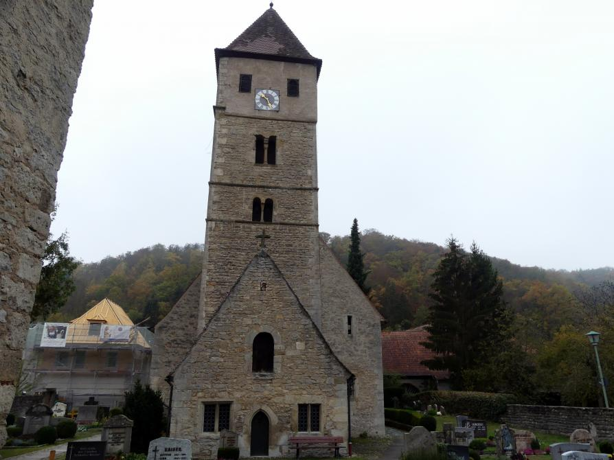 Detwang, Kirche St. Peter und Paul, Bild 4/10