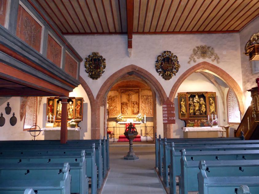 Detwang, Kirche St. Peter und Paul, Bild 10/10