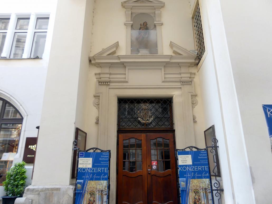 Wien, Annakirche, Bild 3/4