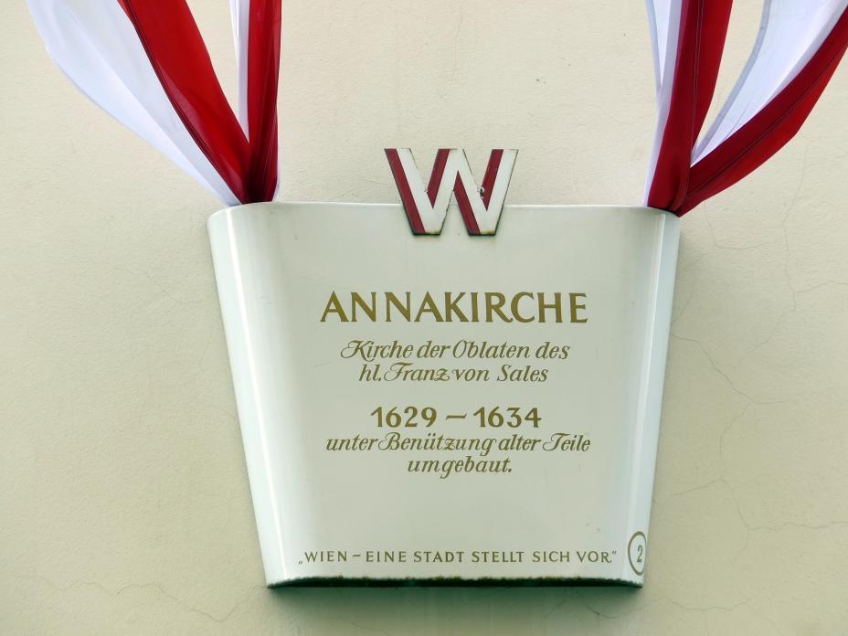 Wien, Annakirche, Bild 4/4