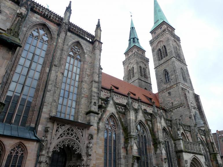 Nürnberg, Kirche St. Sebald, Bild 1/4