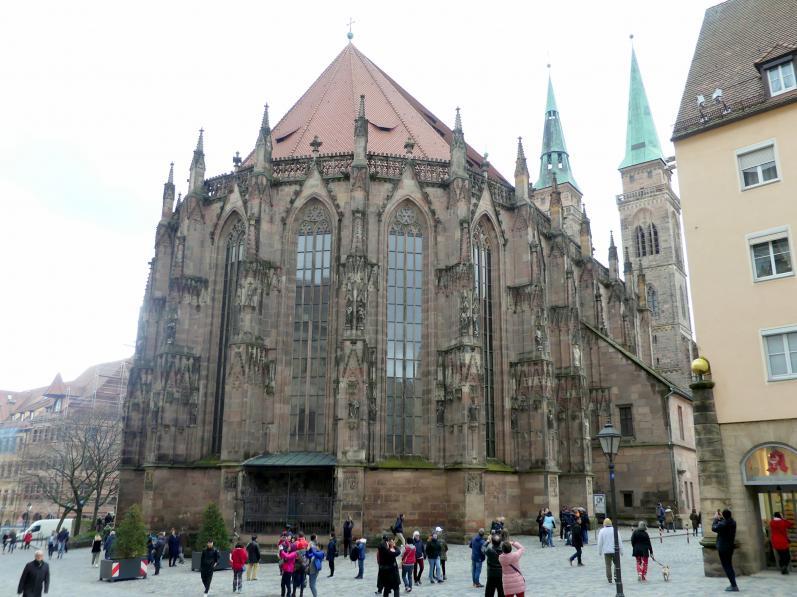 Nürnberg, Kirche St. Sebald, Bild 2/4