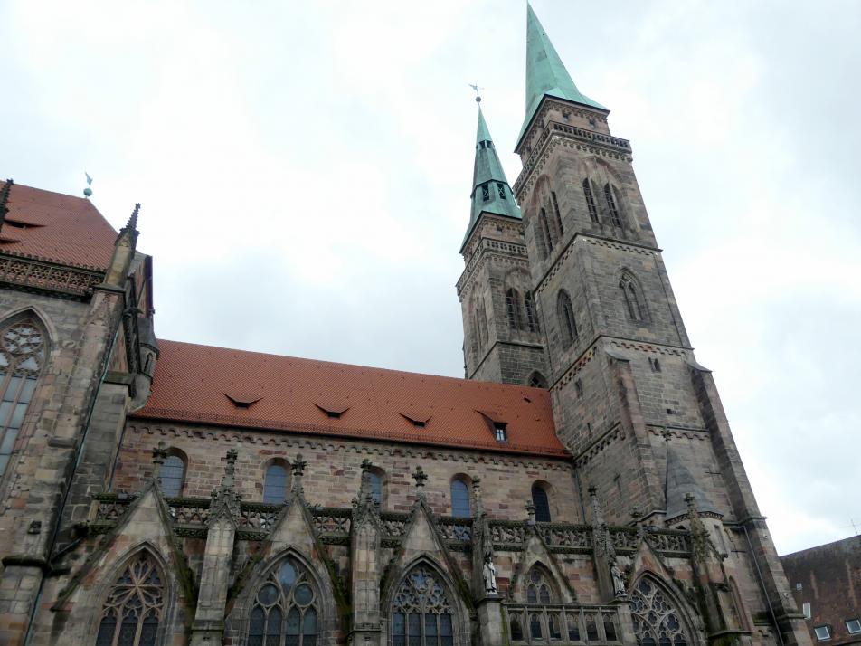 Nürnberg, Kirche St. Sebald, Bild 3/4