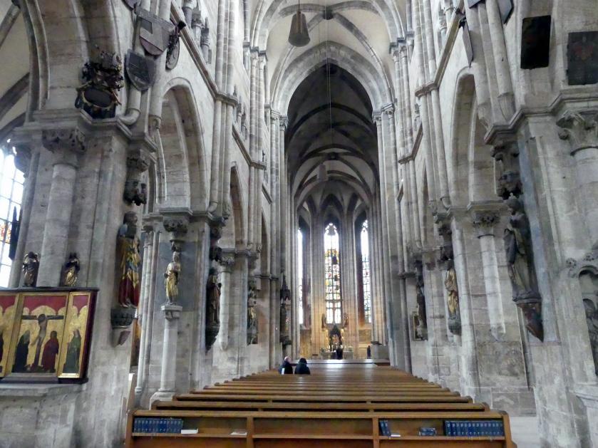 Nürnberg, Kirche St. Sebald, Bild 4/4