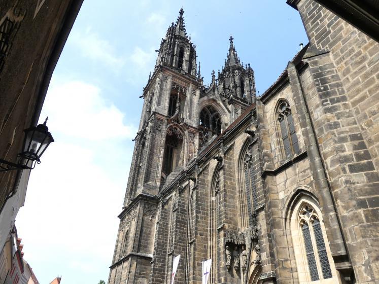 Meißen, Meißner Dom St. Johannis und St. Donatus