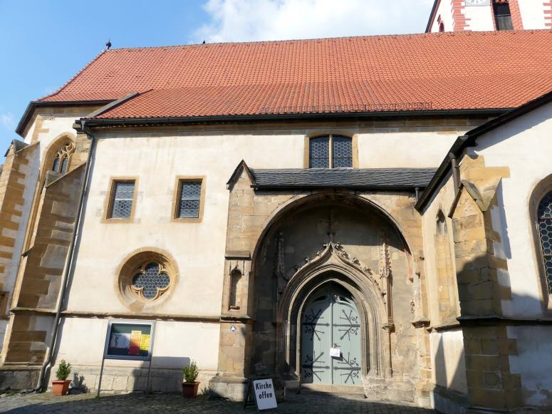 Römhild, Stiftskirche Jungfrau Maria und Johannes der Täufer, Bild 2/7
