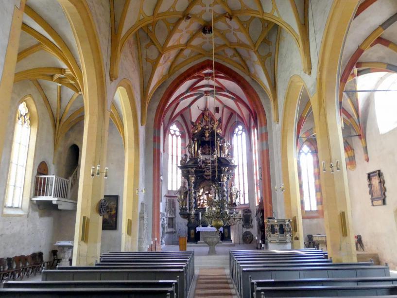 Römhild, Stiftskirche Jungfrau Maria und Johannes der Täufer, Bild 4/7