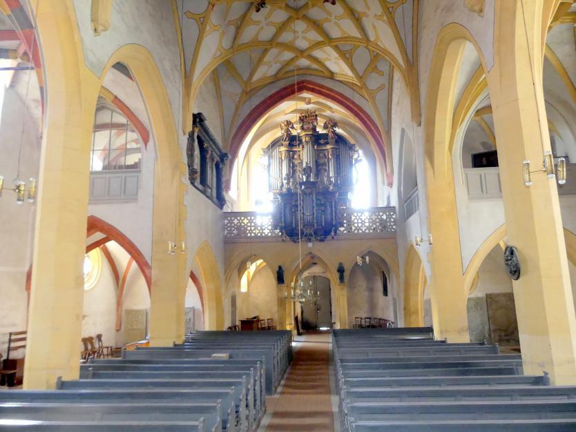 Römhild, Stiftskirche Jungfrau Maria und Johannes der Täufer