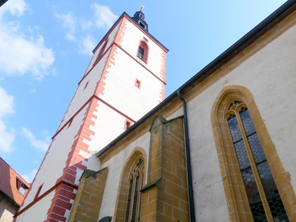 Römhild, Stiftskirche Jungfrau Maria und Johannes der Täufer, Bild 6/7