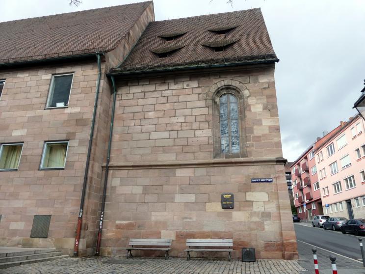 Nürnberg, Landauersche Zwölfbrüderhaus