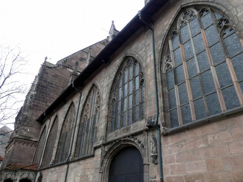 Nürnberg, Kirche St. Lorenz