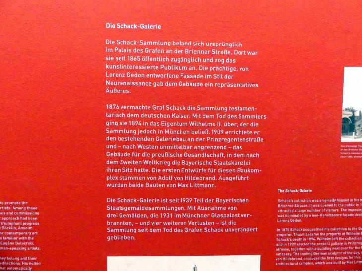 München, Sammlung Schack