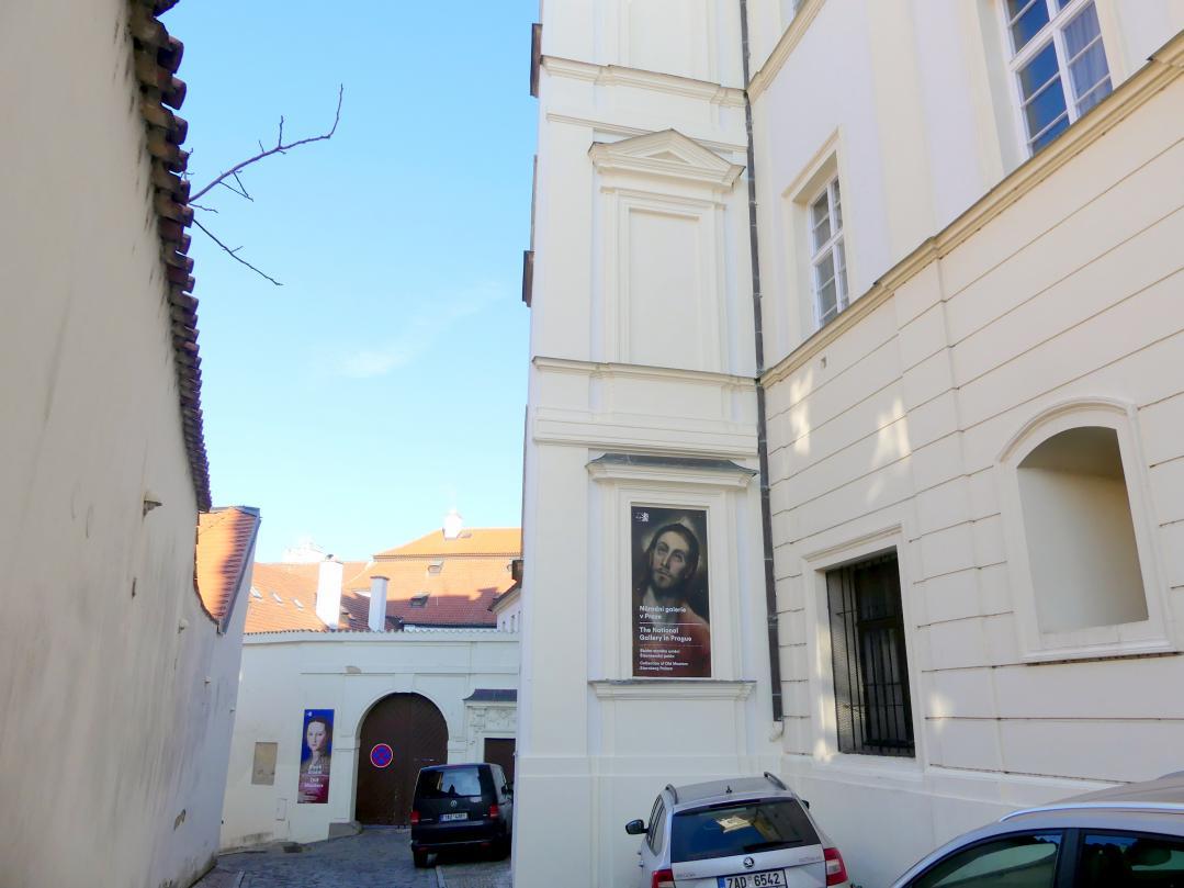 Prag, Nationalgalerie im Palais Sternberg, Bild 2/9