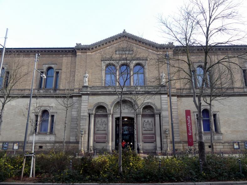 Karlsruhe, Staatliche Kunsthalle, Bild 1/3