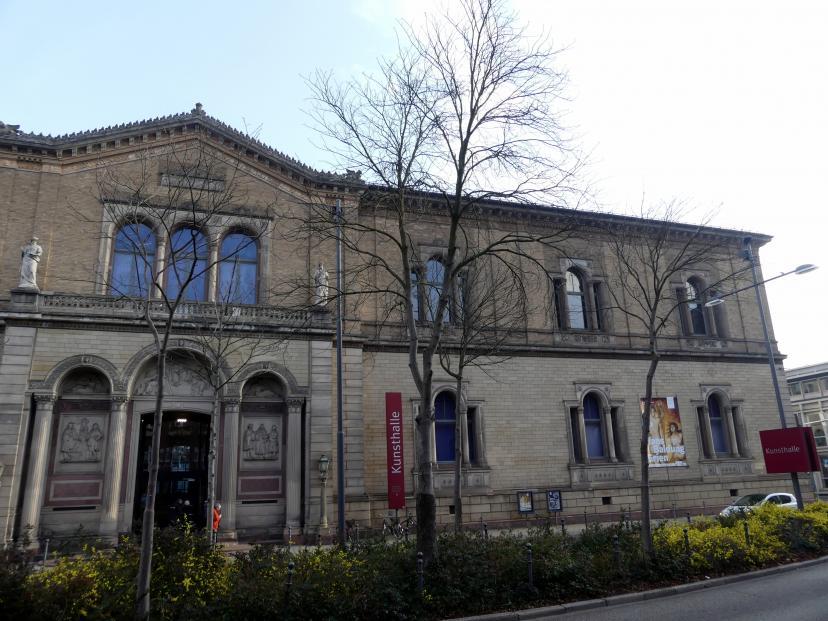 Karlsruhe, Staatliche Kunsthalle, Bild 2/3