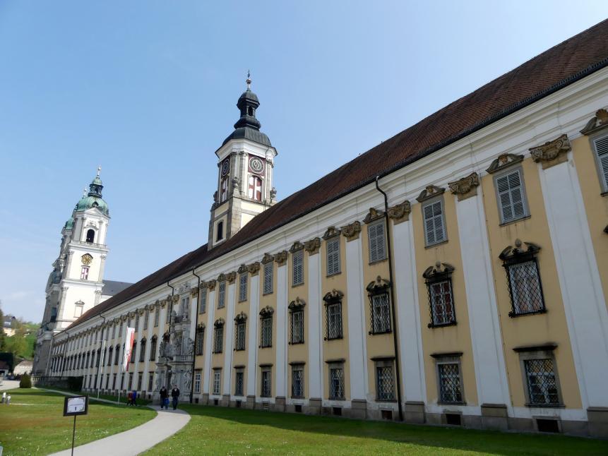 St. Florian (Linz-Land), Augustiner-Chorherrenstift