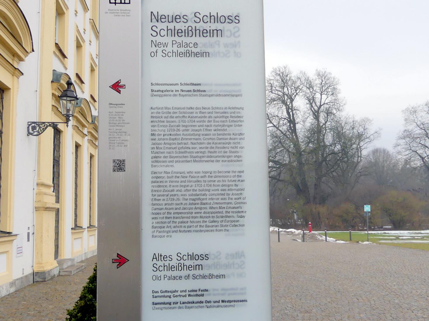 Schleißheim, Staatsgalerie im Neuen Schloss, Bild 2/17