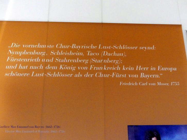 Schleißheim, Staatsgalerie im Neuen Schloss, Bild 9/17