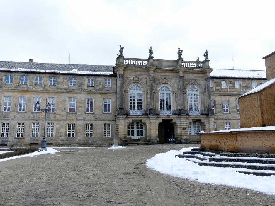 Bayreuth, Staatsgalerie im Neuen Schloss