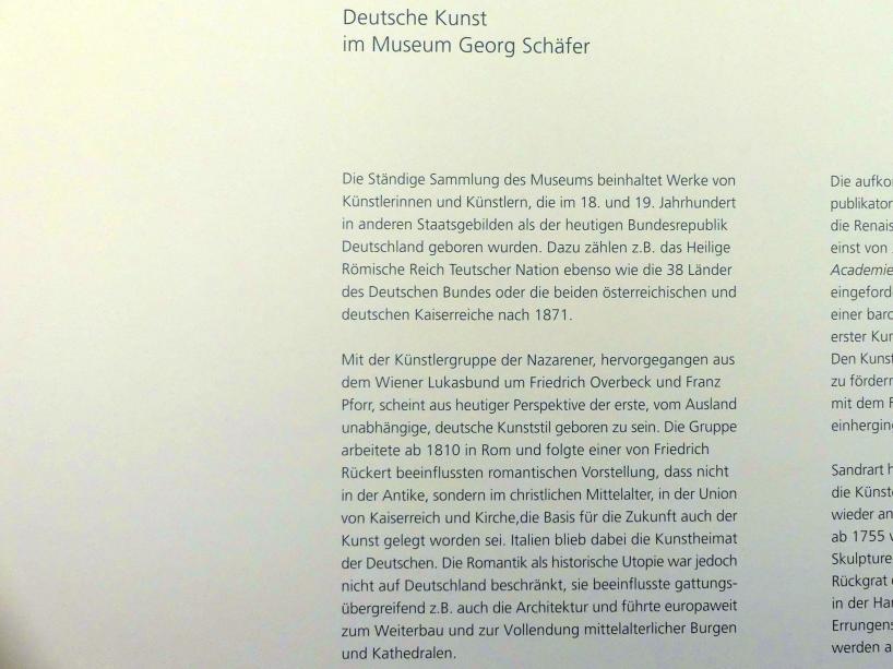 Schweinfurt, Museum Georg Schäfer, Bild 6/11