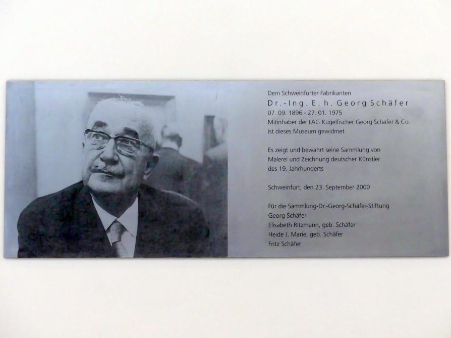 Schweinfurt, Museum Georg Schäfer, Bild 11/11