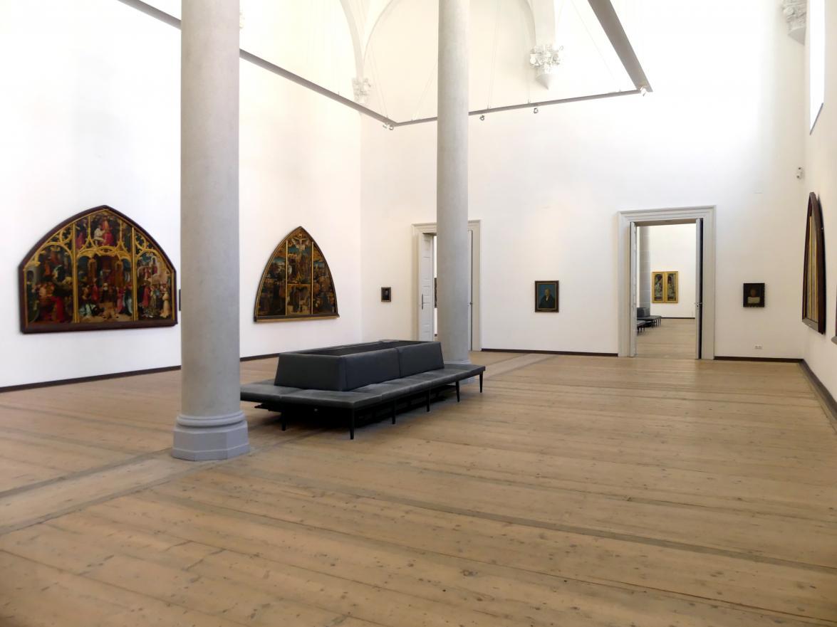 Augsburg, Staatsgalerie in der ehem. Katharinenkirche, Bild 1/2