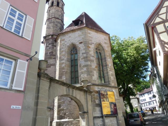 Schwäbisch Hall, Johanniterkirche, Alte Meister in der Sammlung Würth, Bild 1/8