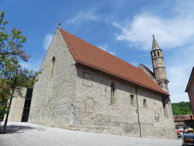 Schwäbisch Hall, Johanniterkirche, Alte Meister in der Sammlung Würth, Bild 2/8